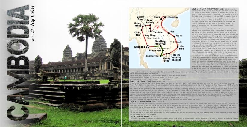#6 Cambodia