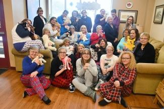 January - Pyjama Crop