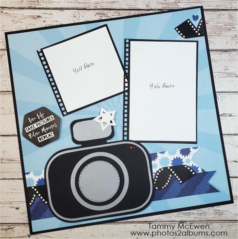 Tammy McEwen - Photos2Albums - Picture It!